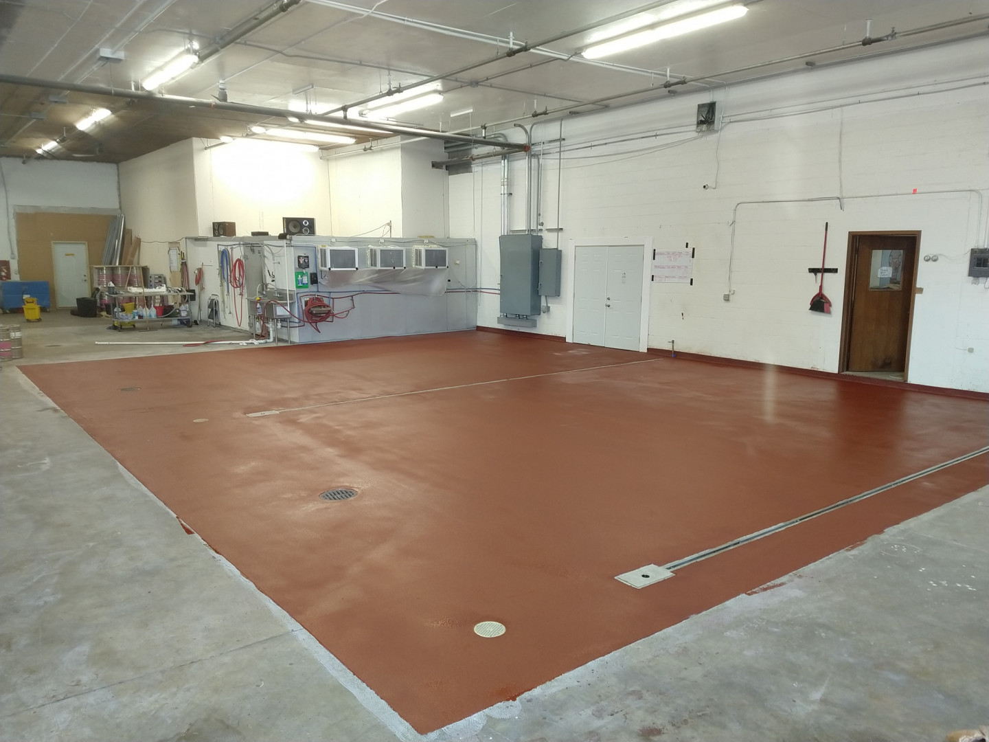 Upgrade Your Floor With a Urethane Cement Coating